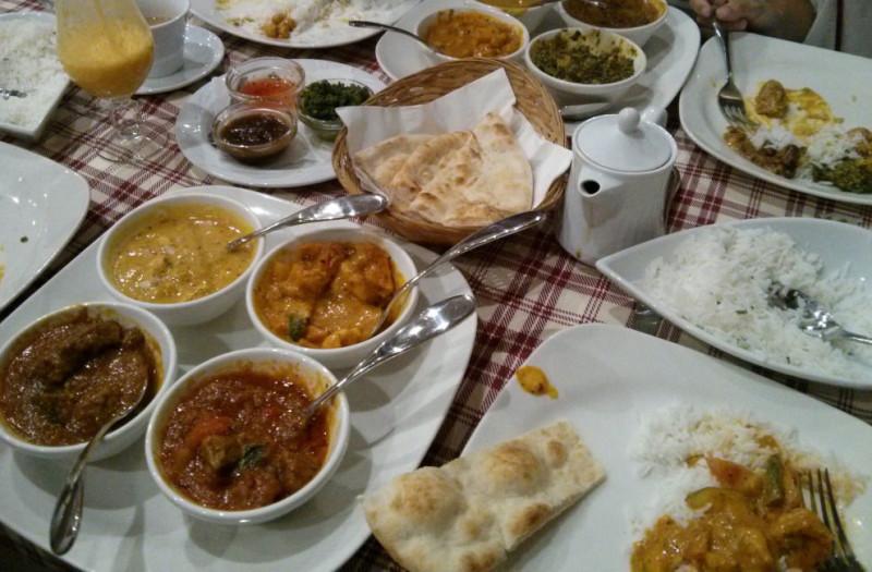 Top 10 Restaurants around North Campus (Delhi University)