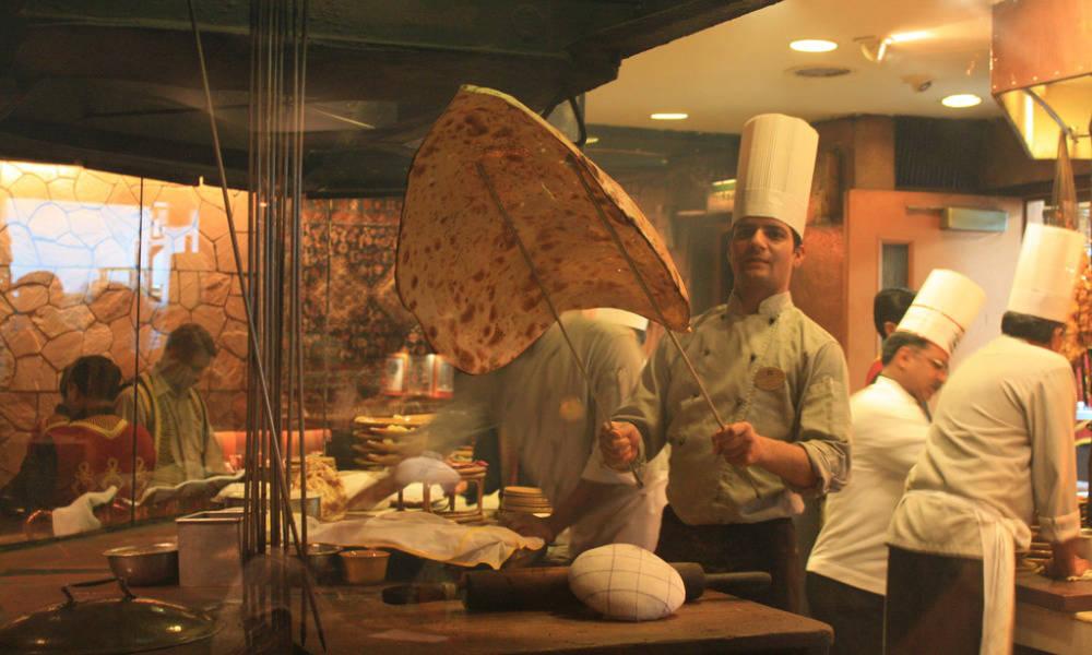 Top New Delhi Restaurant 2014