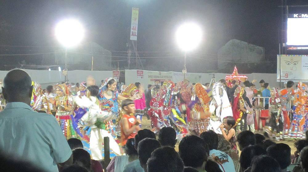 Dandiya Dance Nights Oyestrs Appughar Gurgaon