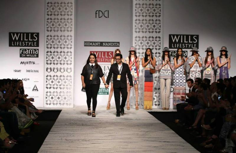 Images Day 1 Wills Lifestyle India Fashion Week Spring