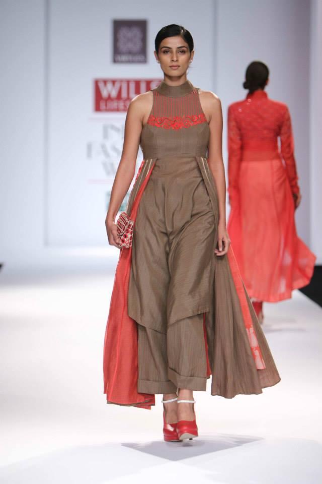 Wills india fashion week 2014 pics eka and virtues by viral ashish vikrant hangouts Wills lifestyle fashion week