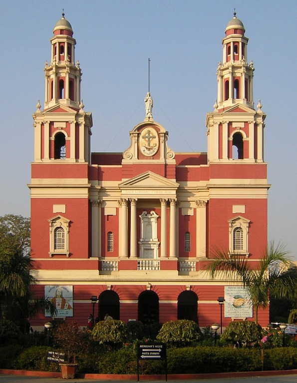 Best churches in new delhi hangouts for Religious buildings in india