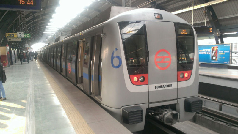 delhi metro in hindi The delhi metro rail corporation (dmrc), which is into an overdrive to ease commuting woes, will provide further relief to delhiites by launching operations on south campus - lajpat nagar corridor of pink line in july.