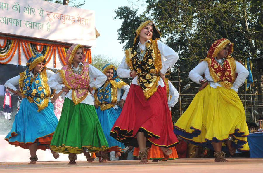 surajkund mela Presenting this year at the surajkund international crafts mela are the marvels of art, culture and cuisine picked from the length and breadth karnataka, and a.