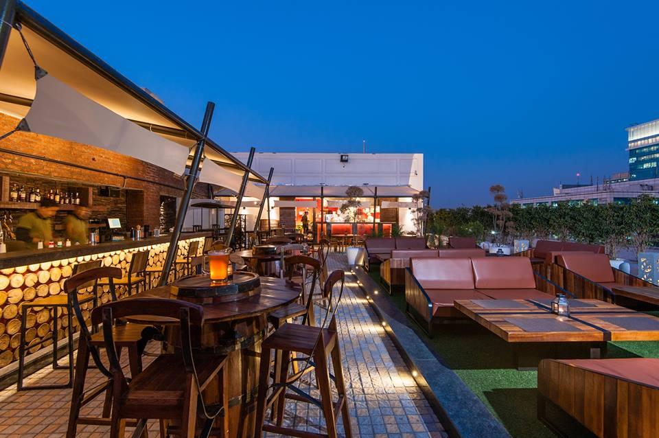 Best Cafe In Gurgaon