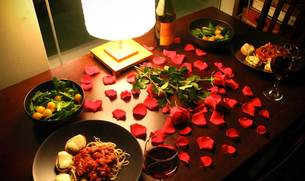 Top 10 most romantic restaurants in delhi for couples for Best valentines day meals