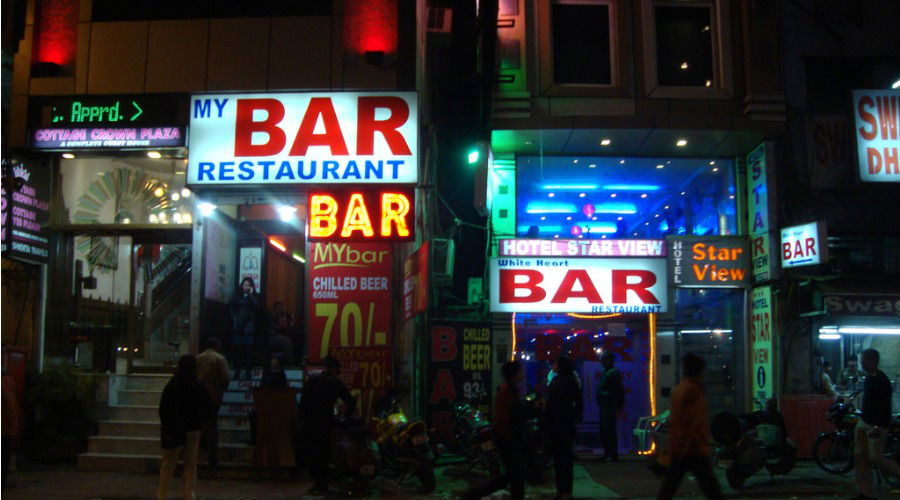 Strip Club In Delhi
