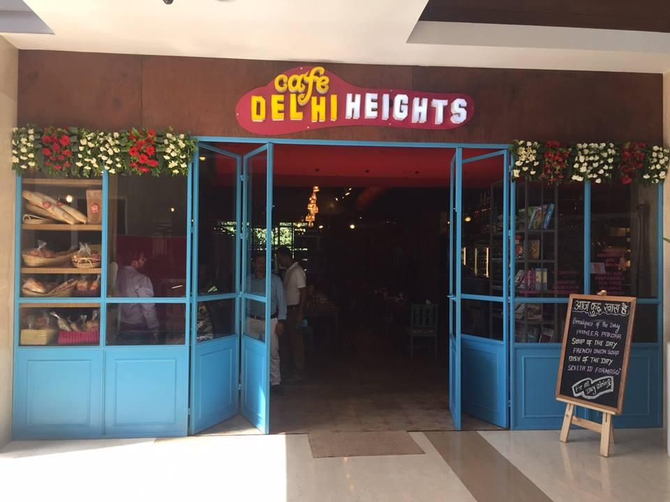 Cafe Diva Sangam Menu