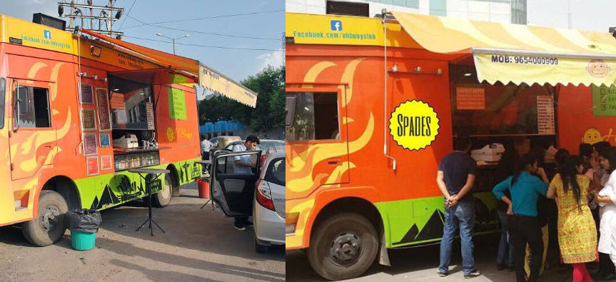 Oh Buoy Food Truck Online Food Delivery Service In Noida