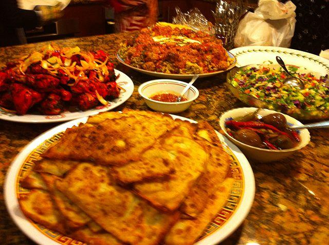Top 5 afghan food restaurants in lajpat nagar new delhi for Afghan cuisine menu