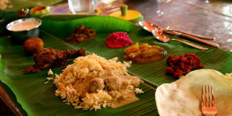 These places serve authentic kerala food in delhi ncr for Cuisine of kerala