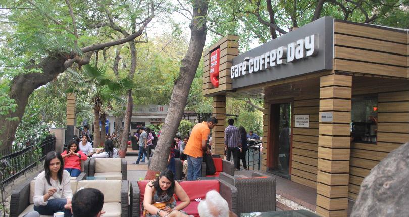 Coffee Cafes In Delhi