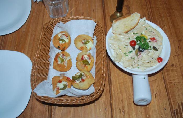 Cafe  Satya Niketan Menu