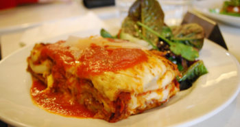 The Best Lasagna In Delhi
