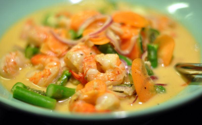 prawns-curry