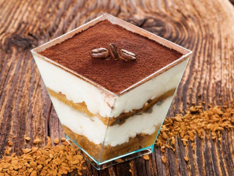 Easy Tiramisu Dessert Recipe - Top Restaurants, Bars and Cafes in Delhi NCR  - Hangouts